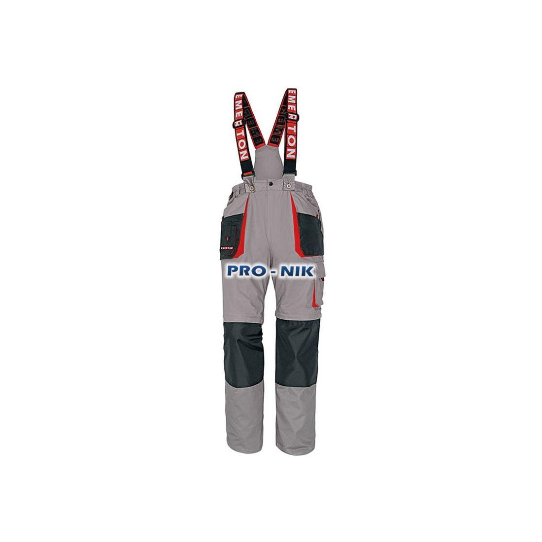 52b4fd831 EMERTON letné nohavice s náprsenkou 4 v 1