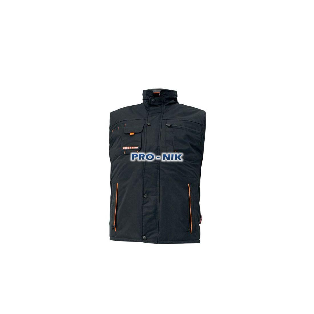 Úvod · Pracovné odevy · Montérkové bundy EMERTON zimná vesta. emerton vesta  zateplená. emerton vesta zateplená ef023040cc1